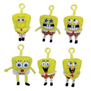 Portachiavi peluche Spongebob