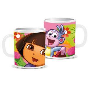 Tazza Mug in ceramica Dora l'Esploratrice