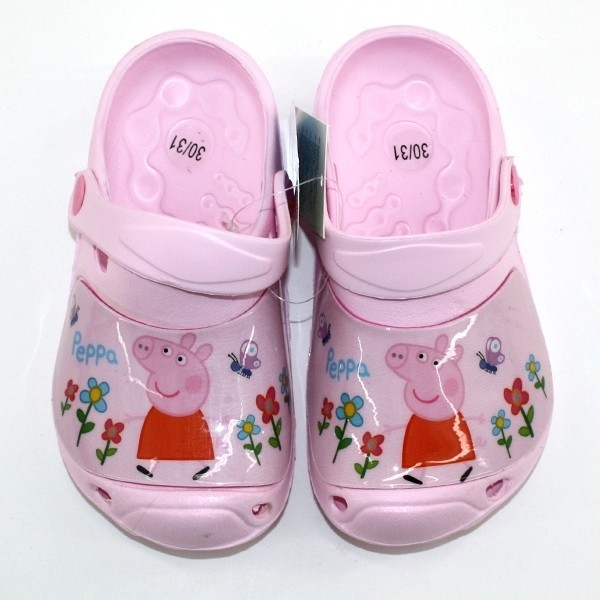 Clogs Peppa Pig rosa