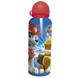 Bottiglia in alluminio Paw Patrol