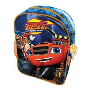 Zaino asilo Blaze e le Mega Macchine