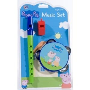Set musicale giocattolo Peppa Pig