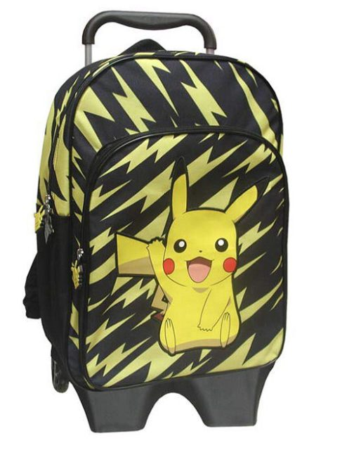 Trolley Pikachu