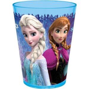 Bicchiere plastica Disney Frozen