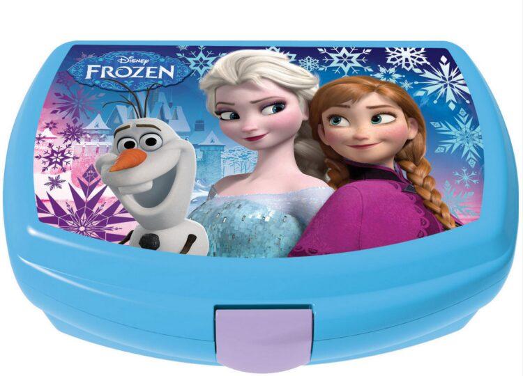 Portasandwich Disney Frozen