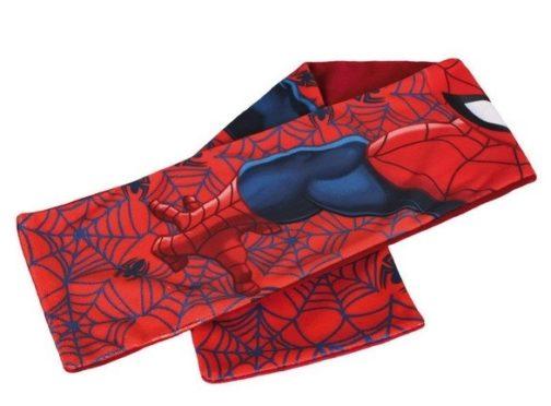 Sciarpa in pile Spiderman
