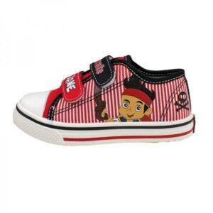 Sneakers in tela Jake il Pirata