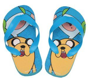 Infradito Adventure Time