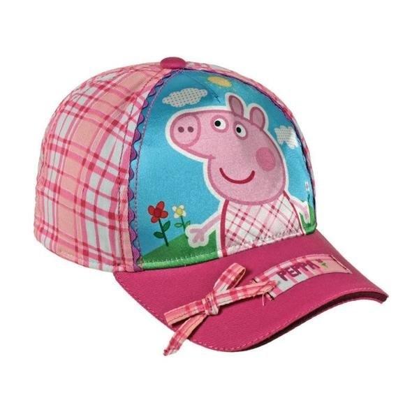 Cappellino con visiera Peppa Pig