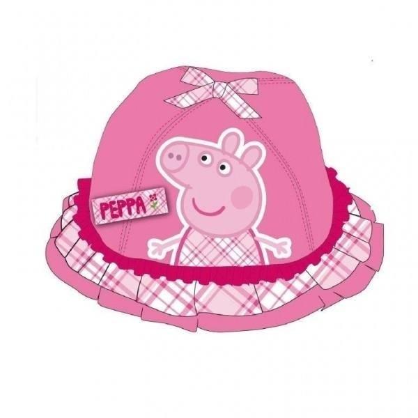 Cappellino pescatora Peppa Pig