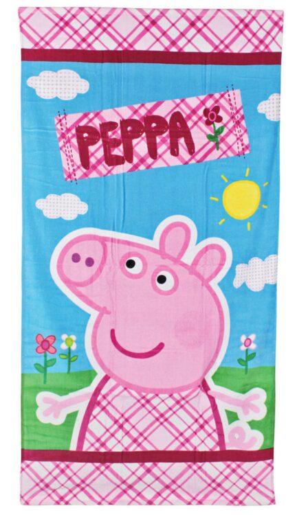 Asciugamano telo mare Peppa Pig Sun