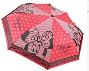 Ombrello pieghevole Minnie