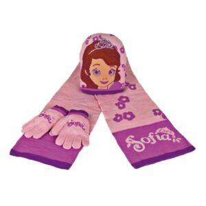 Set in maglia 3 pezzi Sofia la Principessa