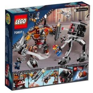 Lego Movie - Il Duello di Barbacciao