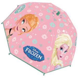 Ombrello semi-trasparente Disney Frozen