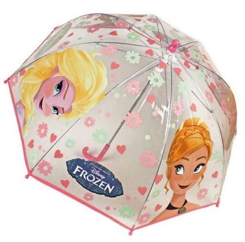 Ombrello trasparente Disney Frozen