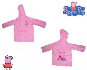 Mantellina impermeabile Peppa Pig