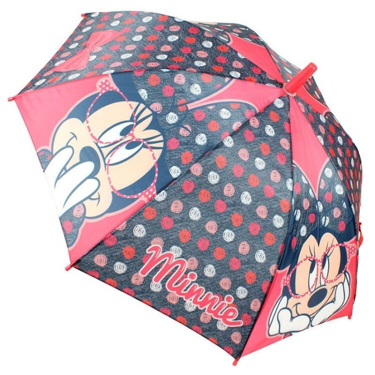 Ombrello automatico Disney Minnie Glasses