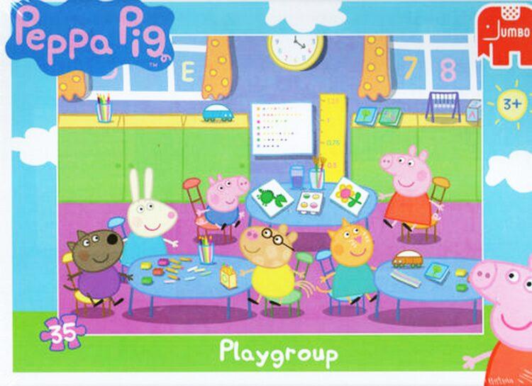 Puzzle 35 pezzi Peppa Pig