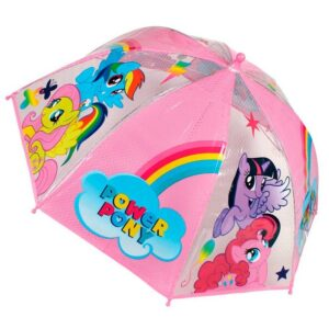 Ombrello trasparente My Little Pony