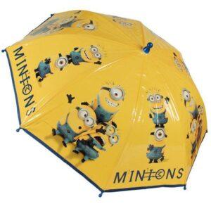 Ombrello giallo Minions Friends