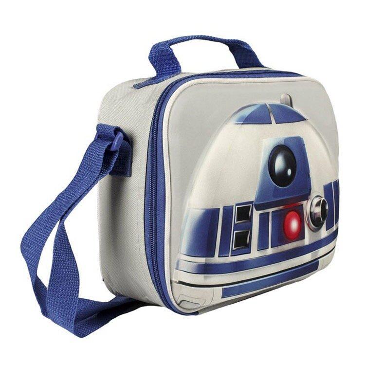 Borsetta portamerenda Star Wars R2-D2 3D