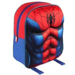 Zaino Asilo per bambino Spiderman 3D