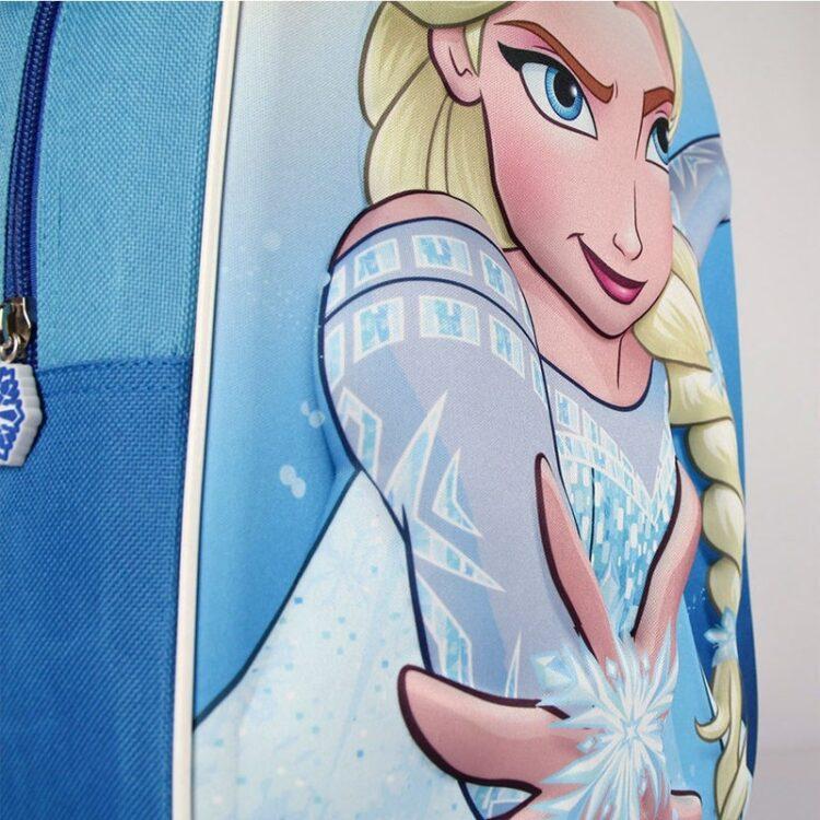 Frozen - Zaino Asilo per bambina 3D Elsa