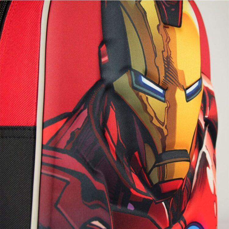 Marvel - Zaino asilo 3D Iron Man