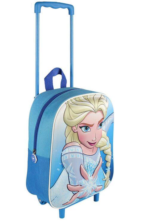 Trolley 3D Frozen