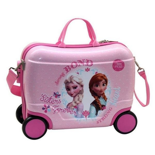 valigia cavalcabile dottoressa peluche
