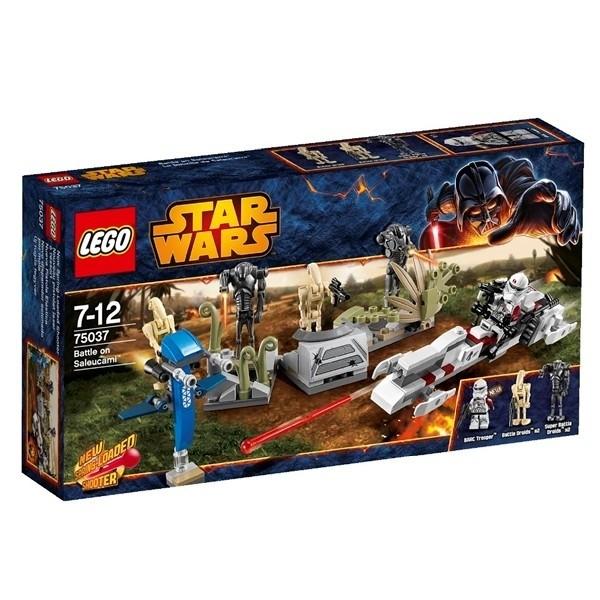 Lego Star Wars - Battle on Saleucami