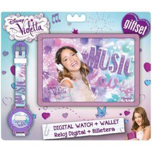 Set regalo Violetta Music 2pz