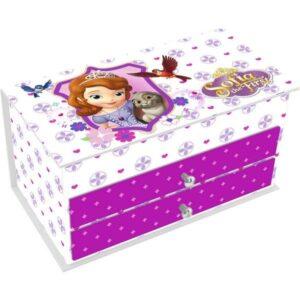 Portagioie con cassettini Sofia la Principessa