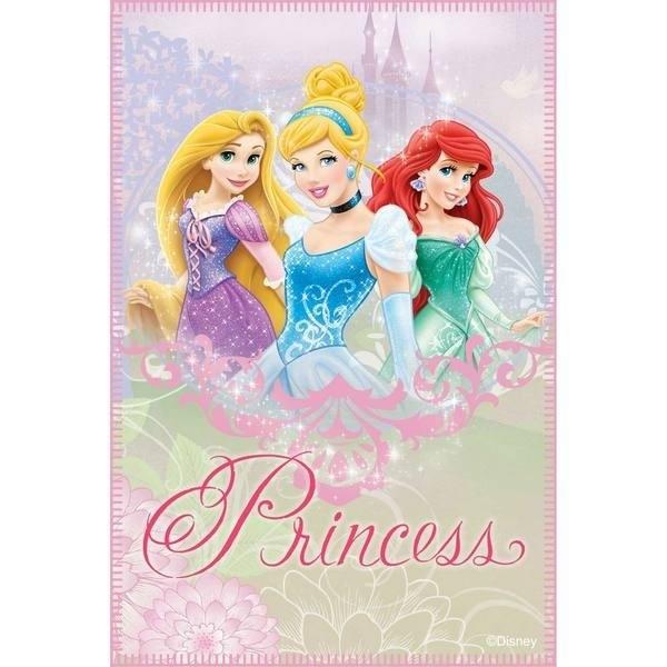 Plaid pile Principesse Disney Sparkling