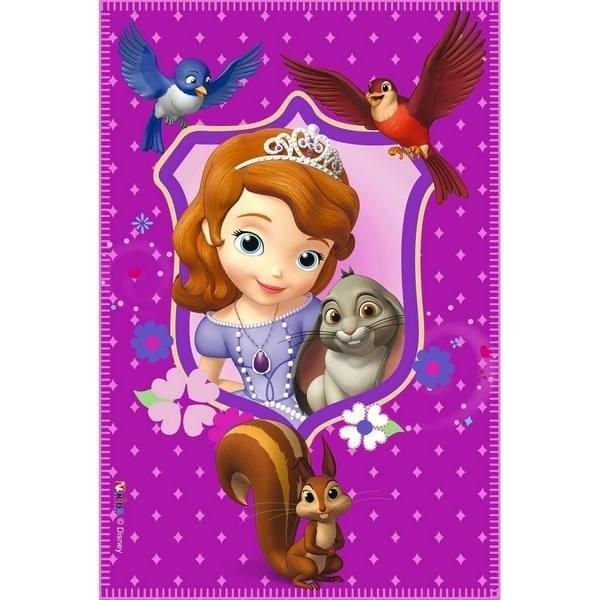Plaid pile Sofia la Principessa Beauty