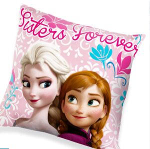 Cuscino Disney Frozen Sisters Forever