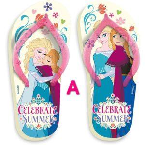 Infradito bambina Disney Frozen