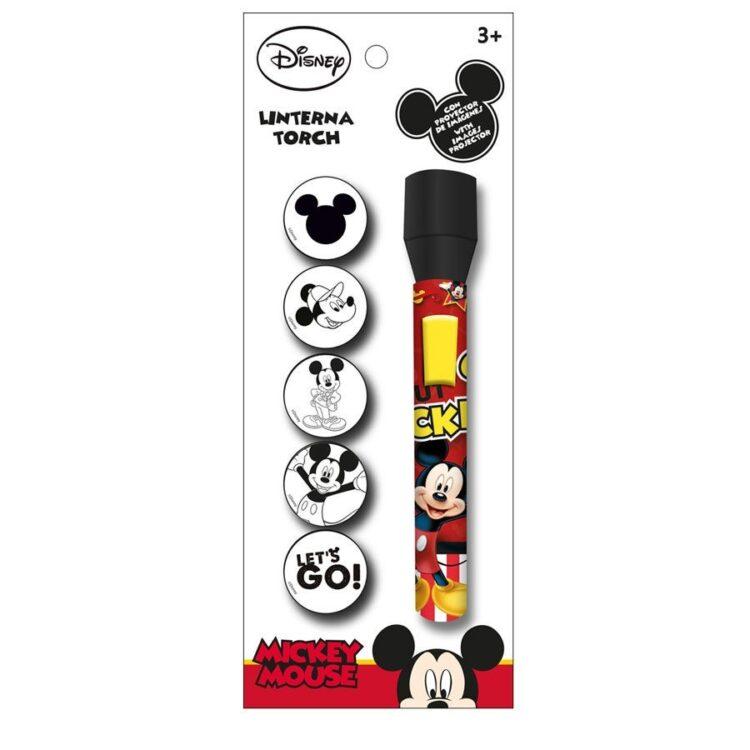 Torcia proiettore Disney Topolino