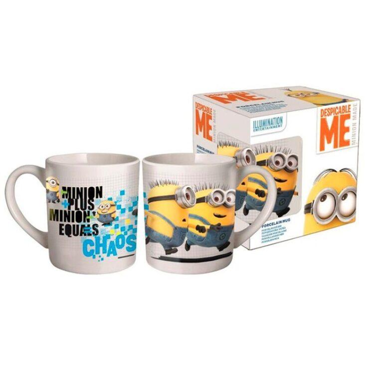 Tazza mug in ceramica Minions