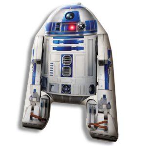 Cuscino imbottito sagomato R2-D2 Star Wars