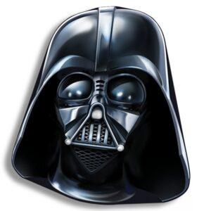 Cuscino imbottito sagomato Dart Fener Star Wars