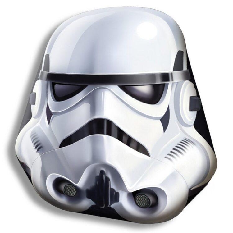 Cuscino imbottito sagomato Stormtrooper Star Wars