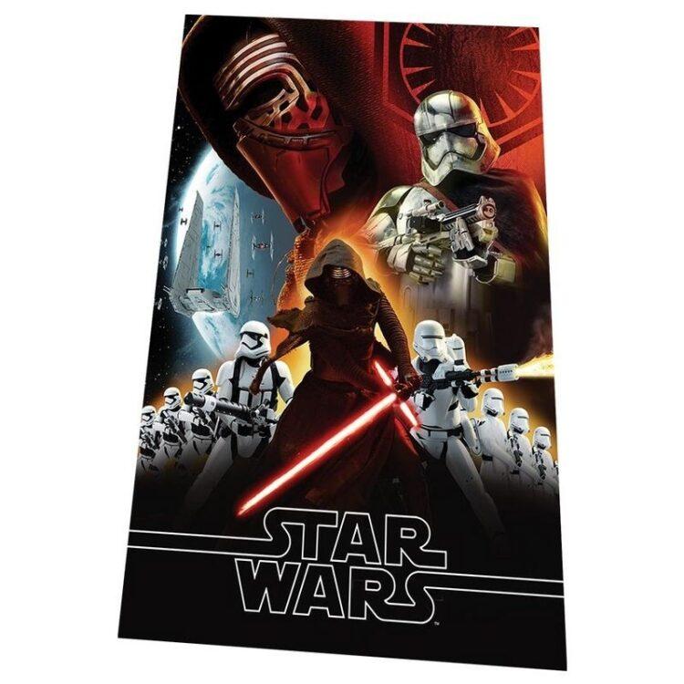 Plaid pile Star Wars Episodio VII
