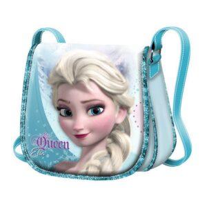 Borsa tracolla con patta Elsa Disney Frozen