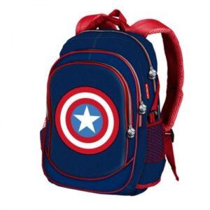 Zaino scuola Marvel Avengers Scudo di Capitan America