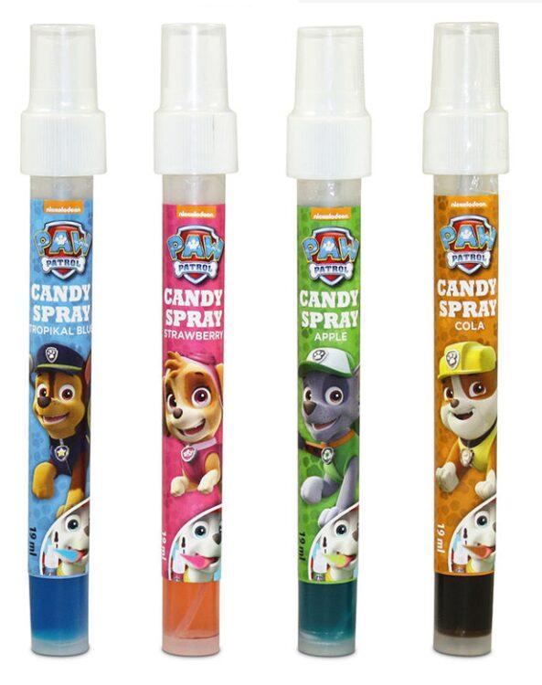 Caramella spray dei Paw Patrol