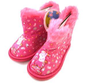 Pantofole stivaletto Peppa Pig