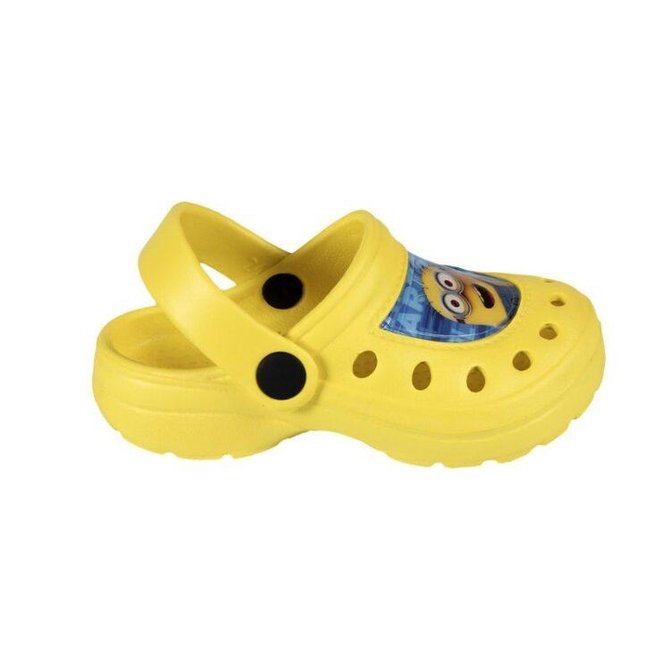Ciabatte tipo crocs Minions
