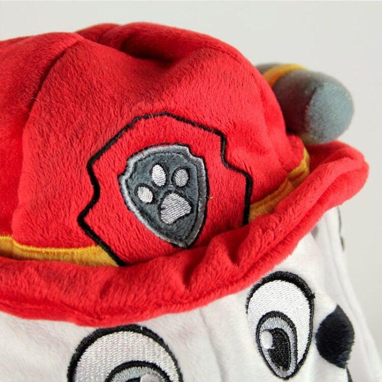 Paw Patrol - Cappellino peruviano 3D Marshall
